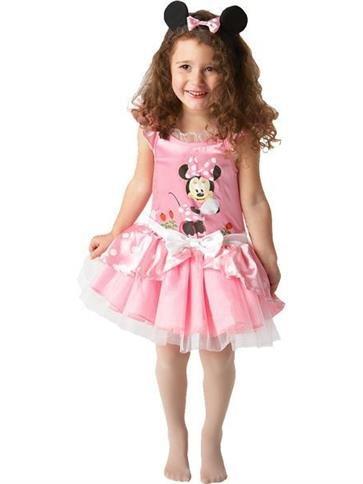 Minnie Maus Rosa Ballerina - Baby (Lamm Kostüme Baby Rosa)