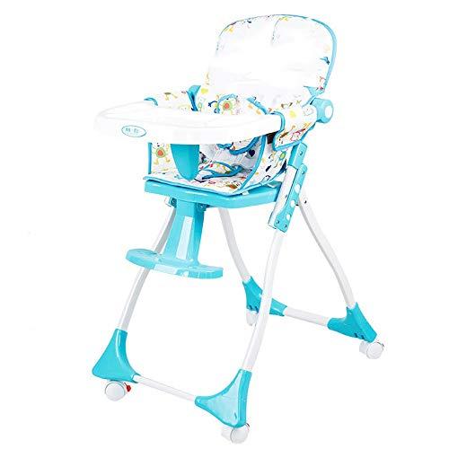 Lineary Baby-Zusatzsitz Faltbarer 3 in 1 Baby-Kleinkind-Kindkinder-Säuglingshochstuhl, der Recliner-justierbaren Sitzstuhl füttert Speisestuhl-Fütterungsstuhl-Mädchen-Junge (Kleinkind-mädchen-recliner-stuhl)