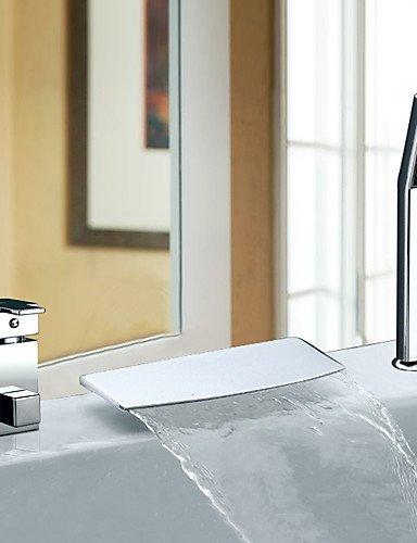 kissrainr-robinet-de-la-baignoire-contemporain-waterfall-vaporisateur-lateral-douchette-inclus-acier