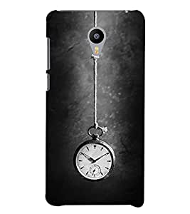 FUSON Hanging Watch Time 3D Hard Polycarbonate Designer Back Case Cover for YU Yunicorn :: YU Yunicorn YU5530