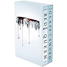 Red Queen 2-Book Paperback Box Set: Red Queen, Glass Sword