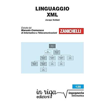 Linguaggio Xml: Coedizione Zanichelli - In Riga (In Riga Ingegneria Vol. 120)