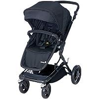 Safety 1st 12697640–KOKOON, Tumbona Buggy deportivo con para juguetes, Full Black