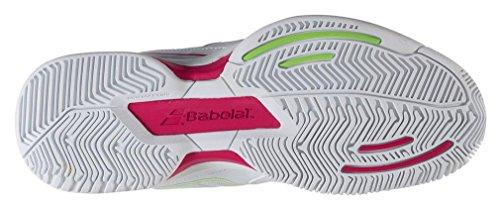 Babolat Pulsion All Court Women FS15 Weiss-Rosa
