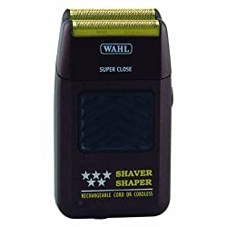 Wahl CORDLESS Mens Foil Shaver with Bump Free Technology and BONUS FREE OldSpice Body Spray Included