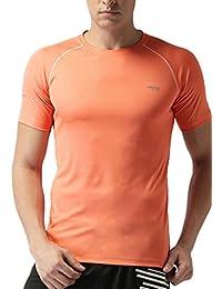 2GO Men's Polyester T-Shirt