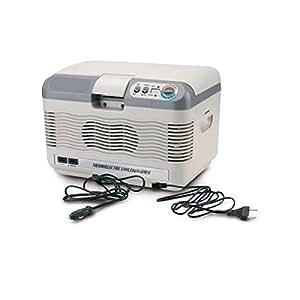 Bottari 30051Glacière électrique avec plaque de maintien au chaud, 12/24V–220V