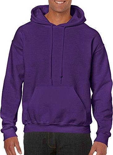 GILDANDamen Kapuzenpullover Violett - Violett