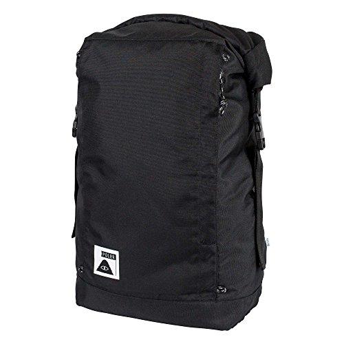 POLER Bag ROLLTOP Pack Rucksack, 48 cm, 21 L, Black Sp17