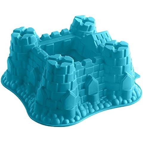 Quid Prepara Silik - Molde, forma de castillo 3D