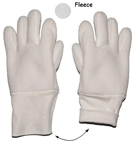 sehr weiche _ Fleece Fingerhandschuhe -