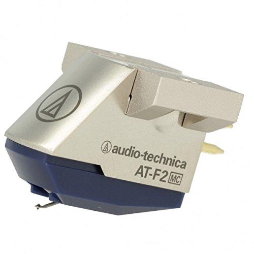 Audio-Technica At-f2Tonabnehmer mit mobiler Spule (MC), Dauermagnet aus Neodym