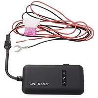 Winnes Traceur GPS, Tracker en Temps réel Traceur de Position, geo-Fence, Alarme, App Gratuite antivol pour Voiture Moto…