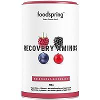 foodspring Recovery Aminos, 400g, Waldbeere, Cleane Post-Workout Recovery ohne künstliche Aromen, Hergestellt... preisvergleich bei fajdalomcsillapitas.eu