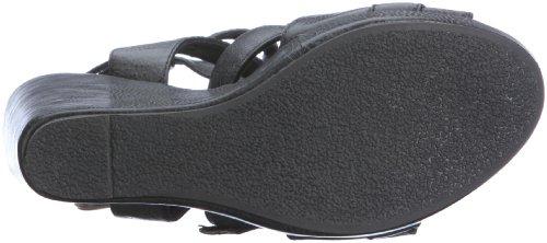 Friis & Company Vilna 1128057 Damen Sandalen/Fashion-Sandalen Schwarz/Black