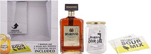 disaronno-amaretto-originale-onpack-gb-mit-mason-jar-glas-28-vol-07-l