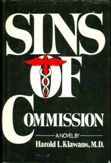 Klawans Harold : Sins of Commission (Signet) by Harold L Klawans (1988-10-27)