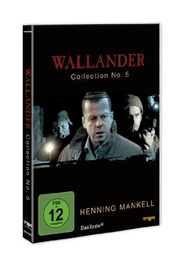Wallander Collection No. 5 [2 DVDs]: Alle Infos bei Amazon