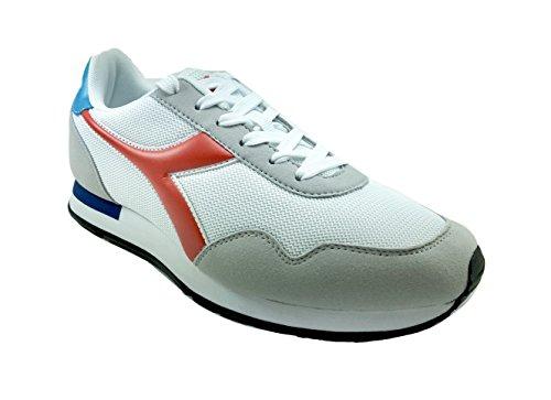 Chaussures De Sport Pour Les Femmes En Vente, Rouge, Toile, 2017, 40 Diadora