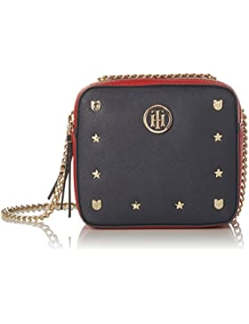 Tommy Hilfiger Borsetta Camera Bag Novelty Solid Studs AW0AW04665 903