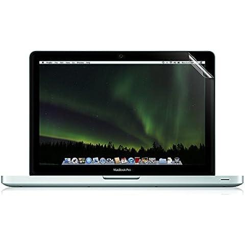 kwmobile Lámina protectora de pantalla MATE y ANTIREFLECTANTE con efecto antihuellas para Apple MacBook Pro Retina 15