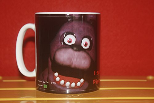 Five Nights at Freddy's Mug - Bonnie