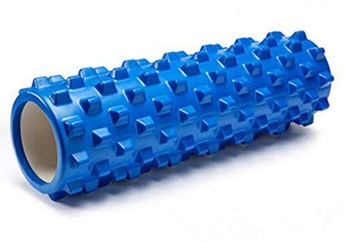 InitialD Trigger Point Foam Roller, Superior Muscle Roller, Ideal für Yoga, Pilates, Myofascial Release, Muskelschmerzlinderung, Steifheitslinderung