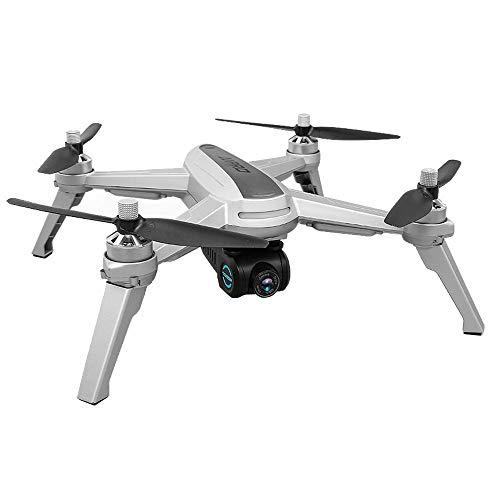 HSKB Drohne mit Kamera, JJR / C JJPRO X5 EPIK Bürstenlosen Motor 2K HD Kamera, GPS 5G WiFi FPV Quadrocopter, One Key Start/Landung, Follow Me Headless Modus mit 7.4V 1800mAh Li-Po Batterie