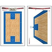 FOX 40 PRO Coaching Board Basketball tablero táctica de baloncesto