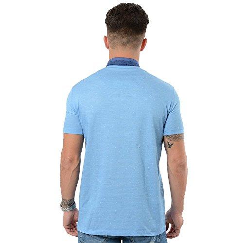 Claudio Lugli CL 7058 Polo Top Blue
