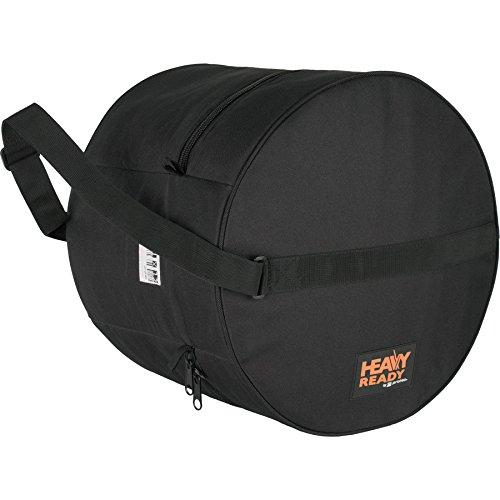 Protec Heavy Ready HR1113 Trommeltasche/Drum Bag, gepolstert, Schwarz, 27,9x33cm (11x13Zoll) -
