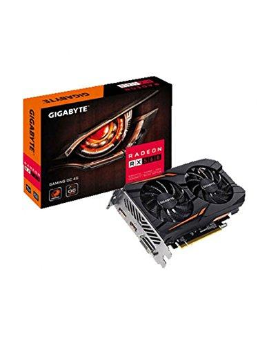 Foto Gigabyte Radeon RX 560 Gaming OC 4G (rev. 2.0) Scheda Grafica, 4 GB GDDR5,...