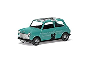 Corgi® CC82108 BMW 70th Anniversary of The Royal Wedding Classic Mini Model