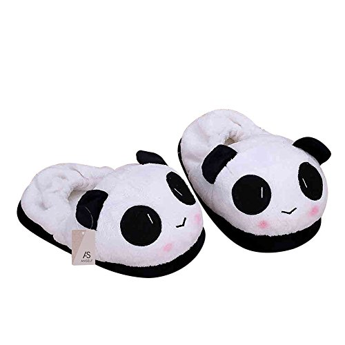 Pantofola Interna Con Pantofole Calde In Panda Design 26cm / 10.24in Panda 4 # Ladies