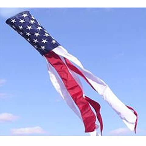 USA Windsock. Stars and Stripes Caravan And Motorhome Use. For