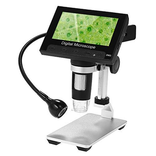 KKmoon Mikroskop 1000X 4,3