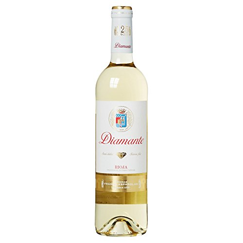 Diamante Vino Blanco Rioja Semi Dulce - 1 Botella