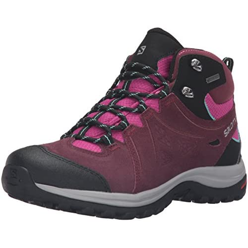 41XdjWcCGgL. SS500  - SALOMON Women's Ellipse 2 MID LTR GTX W Hiking Boot
