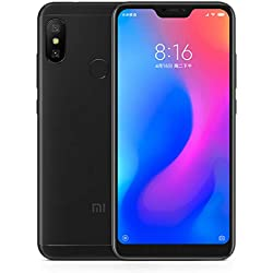 Xiaomi Mi A2 Lite 3GB RAM 32GB Dual SIM Smartphone Black - Version Global