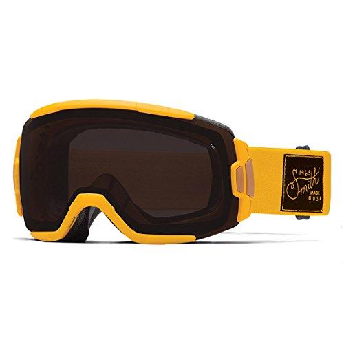 SMITH OPTICS Erwachsene Ski- und Snowboardbrille Vice, The Land Mustard, M006614BK99B7 Preisvergleich