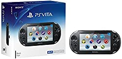 PlayStation Vita 2000 Wifi Black Noir