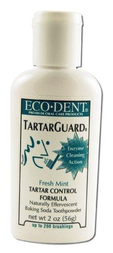 Eco-Dent Zahnpulver Zahnsteinschutz 60 ml