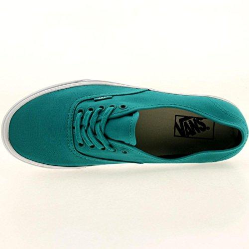 Vans Sneakers da Unisex Adulto Blu(Mono Deep Peacock Blue)