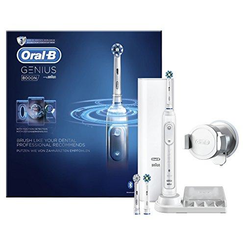 Oral B Genius 8000 Test Elektrische Zahnbürste