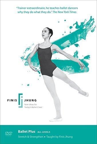 Preisvergleich Produktbild Ballet Plus : Finis Jhung Ballet Tec [DVD] [Import] (All Regions)