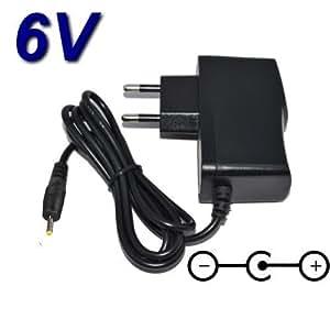 Adaptateur Secteur Alimentation Chargeur 6V pour Remplacement Tomy ED3514060030G