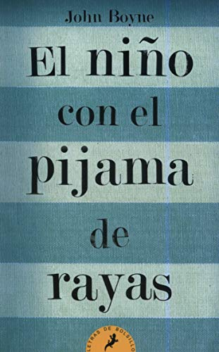 El niño pijama rayas: 80 Letras Bolsillo