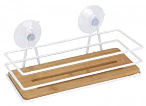 badablage bambus ablage badregal zum aufh ngen. Black Bedroom Furniture Sets. Home Design Ideas