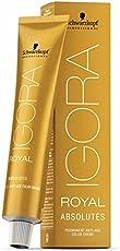 Schwarzkopf Professional Igora Royal Absolutes Hair Color -5-03 Light Brown Natural Matt (5-03 Light Brown Natural Matt)
