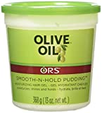 Organic Root Stimulator Olive Oil Smooth ´n Hold Pudding